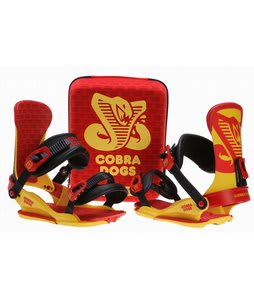 Union Cobra Dogs Snowboard Bindings