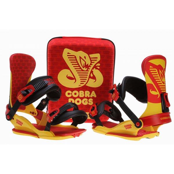 Union Cobra Dogs Snowboard Bindings