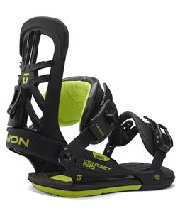 Union Contact Pro Snowboard Bindings Black