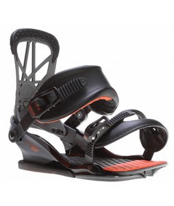 Union Contact Pro Snowboard Bindings Black/Gray