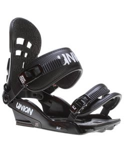 Union DLX Snowboard Bindings Black