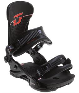 Union Factory Snowboard Bindings Black