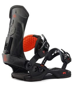 Union FC Snowboard Bindings Black