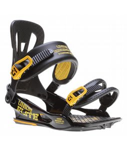 Union Flite Snowboard Bindings Black