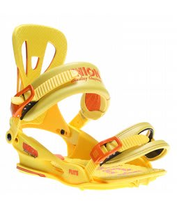 Union Flite Snowboard Bindings Sunset