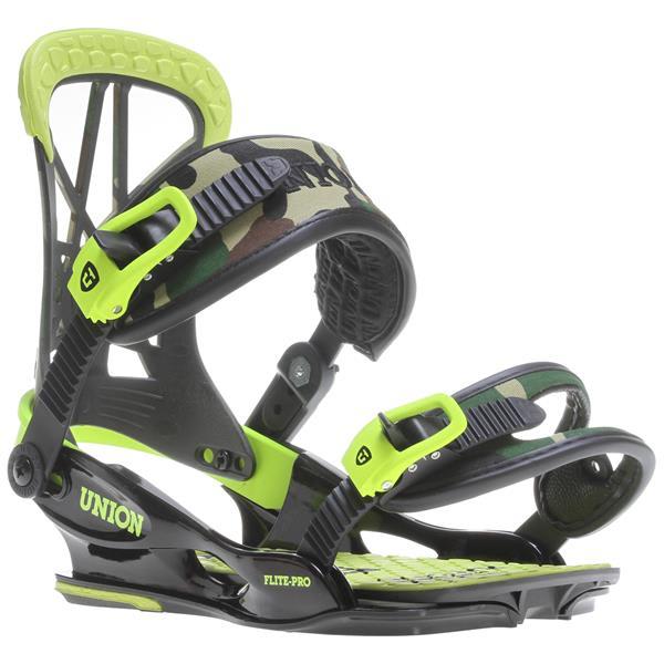 Union Flite Pro Snowboard Bindings