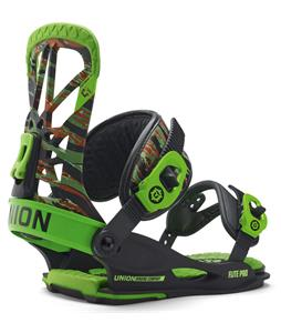 Union Flite Pro Snowboard Bindings Camo