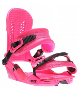 Union Force Snowboard Bindings Magenta