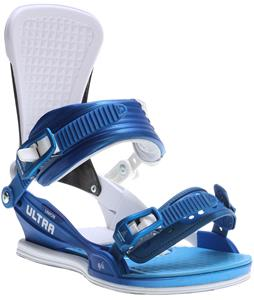 Union Forged Ultra Snowboard Bindings Blue/White