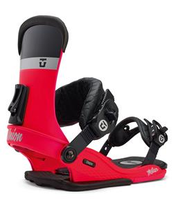 Union Milan Snowboard Bindings Magenta