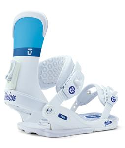 Union Milan Snowboard Bindings White