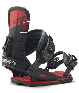 Union Mini Contact Snowboard Bindings Black