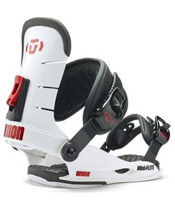 Union Mini Flight Snowboard Bindings White