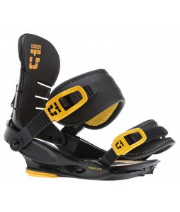 Union Mini Flite Snowboard Bindings Black