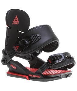Union Mini Contact Snowboard Bindings Black