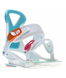 Union Rosa Snowboard Bindings Cmyk