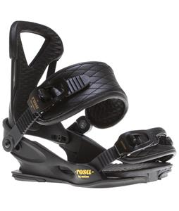 Union Rosa Snowboard Bindings Black