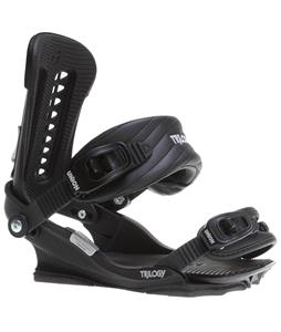 Union Trilogy Snowboard Bindings Black