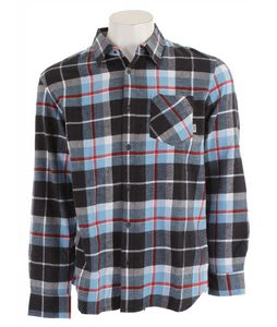 Vans Clockout Shirt Bonnie Blue