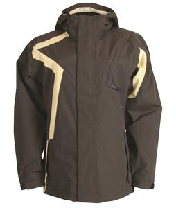 Vans Sedgewick Insulated Snowboard Jacket Turk Brown