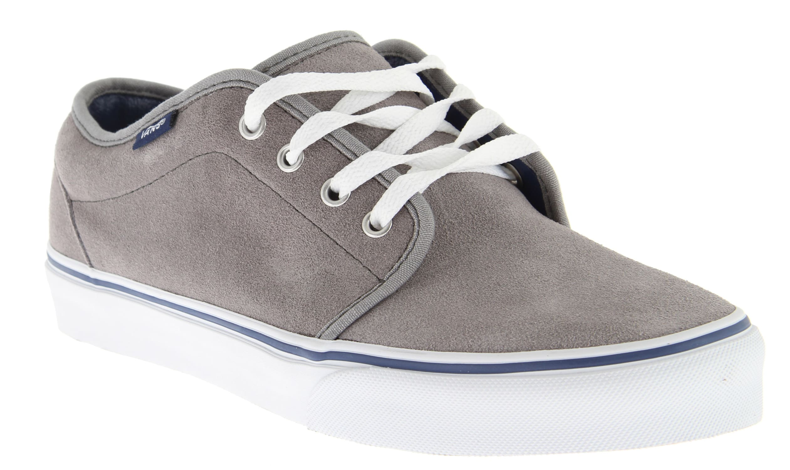 On Sale Vans 106 Vulcanized Skate Shoes up to 70% off