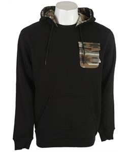 Vans 40th Parallel Hoodie Black/Native Camo