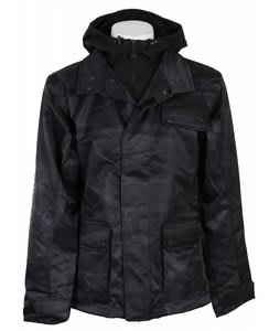 Vans Andreas Wiig Snowboard Jacket Vans Black Distrsd