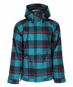 Vans Andreas Wiig Insulated Snowboard Jacket Eden Yarndye Pld