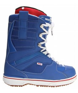Vans Andreas Wiig Snowboard Boots Blue/Red