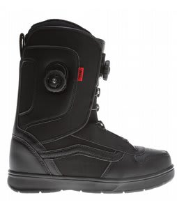 Vans Aura Snowboard Boots Black/Black