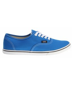 Vans Authentic Lo Pro Skate Shoes Directoire Blue