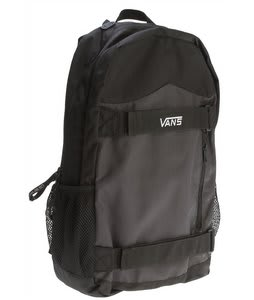 Vans Authentic Backpack Black/Charcoal