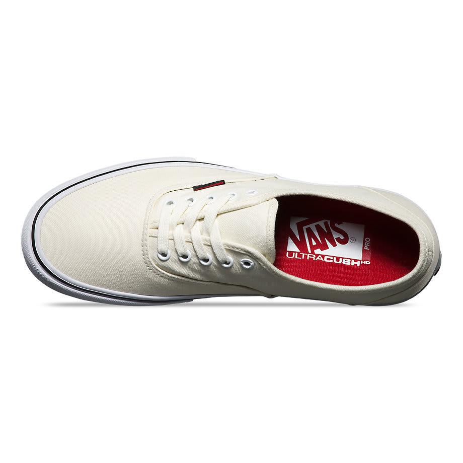 White Vans Tennis Shoes