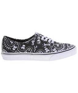Vans Authentic Shoes (Star Wars) Stormtrooper Bandana
