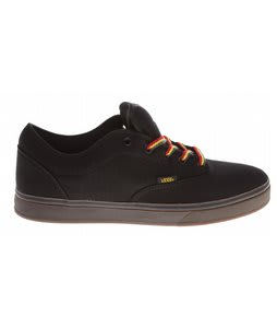 Vans AV Era 1.5 Skate Shoes Black Hemp/Irie