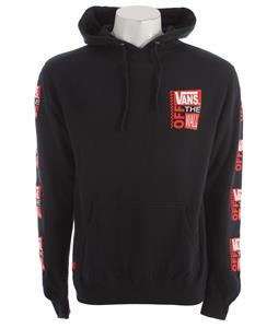 Vans AV Futurepast II Pullover Hoodie Navy