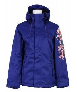 Vans Ava Insulated Snowboard Jacket Ultra Marine Blue