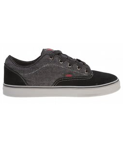 Vans AV Era 1.5 Skate Shoes Black/Grey/Denim