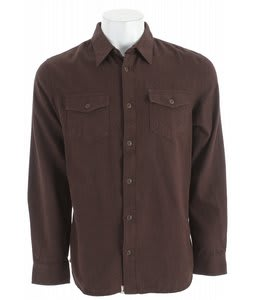 Vans AV Proletariat Shirt Coffee Heather