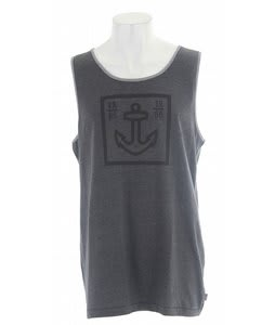 Vans Aweigh Tank Black Heather/Rock Grey