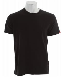 Vans Basic Crew T-Shirt Black