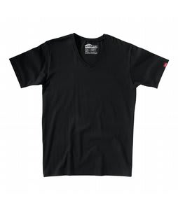 Vans Basic V-Neck T-Shirt Black