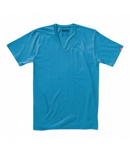 Vans Basic V-Neck T-Shirt Brilliant Blue