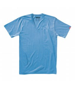 Vans Basic V-Neck T-Shirt Royal Heather