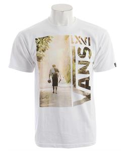 Vans Beach Bound T-Shirt White