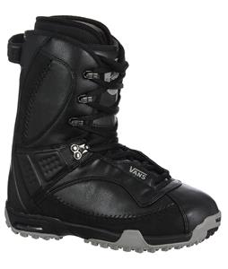 Vans BFB Snowboard Boots Black/Grey