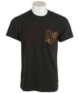 Vans Black Cheetah Shirt