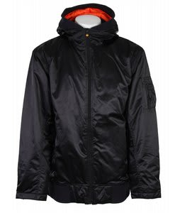 Vans Dtl Bomber Insulated Snowboard Jacket Vans Black