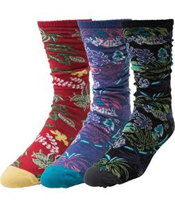 Vans Broloha Crew 3 Pack Socks Multi