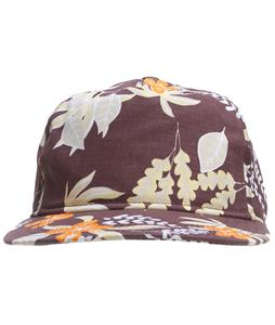 Vans Broloha Cap Maroon Twill